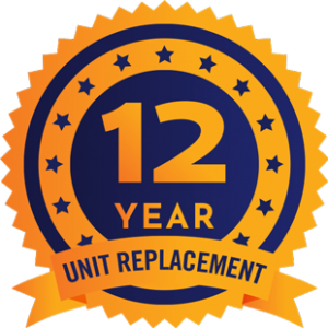 12 Year Unit Replacement