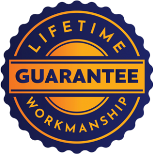 Lifetime Workmanship Guarantee
